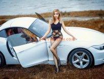 Siêu Xe Thể Thao BMW Z4 Mui Trần ( Giá 1,35 Tỷ )