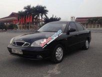 Bán ô tô Daewoo Nubira 1.6 MT đời 2003, màu đen