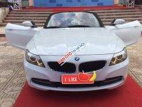 Cần bán lại xe BMW Z4 2.0AT 2013, màu trắng, nhập khẩu