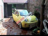 Cần bán gấp Chery QQ 2010, màu vàng, nhập khẩu