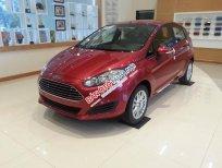 An Đô Ford: Bán xe Ford Fiesta Fiesta Sport động cơ 1.5L số tự động 6 cấp đời 2017, màu đỏ