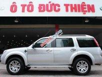 Cần bán Ford Everest 4x2AT SX 2015, máy dầu, màu bạc