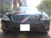 Bán xe Mercedes S550 đời 2007, màu đen, nhập khẩu chính hãng