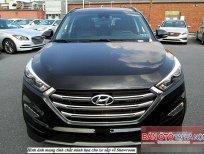 Cần bán Hyundai Tucson 2.0AT 2WD năm 2015, màu đen, nhập khẩu Hàn Quốc