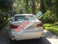 Cần bán Lexus IS 250 đời 2013, màu trắng
