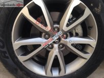 Bán Hyundai Santa Fe 2.4AT 2WD đời 2014, màu trắng, xe nhập