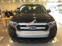 Bán xe Ford Ranger XLS AT sản xuất 2017, màu đen, nhập khẩu, trả góp thủ tục nhanh gọn