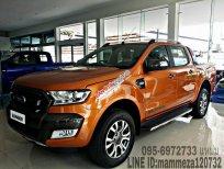 Xe bán tải Ford Ranger Wildtrak động cơ 2.2L số tự động 6 cấp 1 cầu 4x2