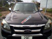 Cần bán gấp Ford Ranger XLT đời 2011, màu đen, nhập khẩu nguyên chiếc, giá tốt