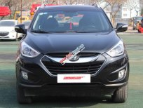 Cần bán Hyundai Tucson 2.0AT 2WD đời 2014, màu đen, nhập khẩu, 789 triệu