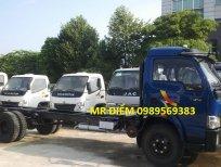 Xe VT750 7,5 tấn động cơ Hyundai thùng dài 6m