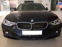 Cần bán BMW 3 320i năm 2015, màu đen, nhập khẩu nguyên chiếc, như mới