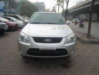 Cần bán gấp Ford Escape XLS 2013, màu bạc, giá 555tr