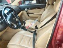 Cần bán lại xe Chevrolet Captiva LT 2010, màu đỏ, giá 415tr