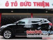 Bán xe Hyundai Santa Fe CRDI đời 2014, màu đen, chính chủ