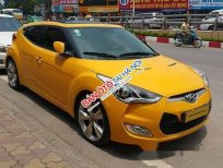 Bán gấp Hyundai Veloster GDI năm 2011, màu vàng, xe nhập