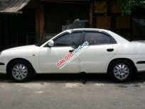 Cần bán Daewoo Nubira 1.6MT đời 2003, màu trắng, giá 105tr