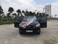 Bán xe cũ Hyundai Santa Fe 4WD sản xuất 2007, màu đen