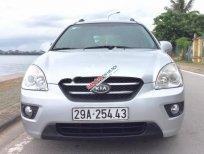Bán Kia Carens 1.6 MT đời 2012, màu bạc xe gia đình giá cạnh tranh