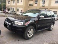 Bán Ford Escape XLT sản xuất 2003, màu đen, giá chỉ 195 triệu