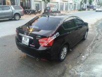 Bán Honda City 1.5 CVT đời 2014, màu đen chính chủ, 465tr