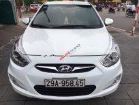 Cần bán Hyundai Accent Blue 1.4AT đời 2013, màu trắng, nhập khẩu nguyên chiếc