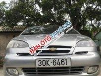 Chính chủ bán xe Chevrolet Vivant MT sản xuất 2008, màu bạc