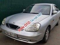 Bán xe cũ Daewoo Nubira 1.6 MT đời 2002, màu bạc, giá tốt