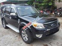 Bán Ford Everest Limited 2010, màu đen số tự động, giá 580tr