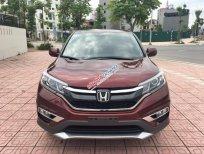 Cần bán Honda CR V 2.4L năm 2017, màu đỏ xe gia đình mới 99%. LH: 0911-128-999