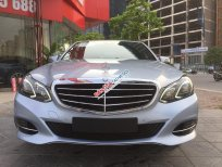 Mercedes E200 sản xuất 2013 model 2014, màu silver diamond (bạc xanh kim cương) cực kỳ độc