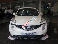 Bán Nissan Juke AT năm 2017, màu trắng, nhập khẩu
