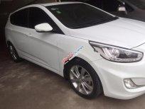 Bán xe cũ Hyundai Accent Blue 1.4AT 2014, màu trắng, nhập khẩu