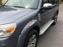 Cần bán xe Ford Everest 4x2AT đời 2009, màu xám chính chủ, giá 550tr