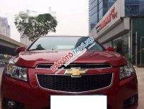 Bán ô tô Chevrolet Cruze LS đời 2014, màu đỏ số sàn, giá 445tr