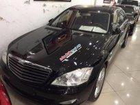 Bán Mercedes S550 đời 2008, màu đen, nhập khẩu
