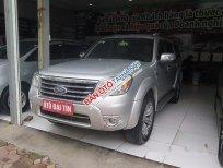 Bán xe Ford Everest Limited đời 2010, màu bạc