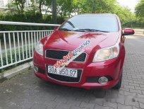 Cần bán xe Chevrolet Aveo LTZ 2015, màu đỏ, 375 triệu