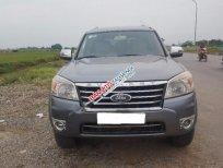 Cần bán lại xe Ford Everest Limited đời 2010, màu xanh lam xe gia đình