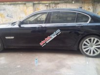 Cần bán lại xe BMW 7 Series 740Li đời 2009, màu đen, xe nhập còn mới