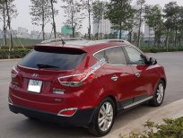 Bán ô tô Hyundai Tucson 4WD đời 2010, màu đỏ, nhập khẩu chính hãng số tự động, giá 638tr