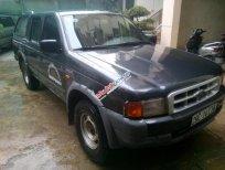 Xe bán tải Ford Ranger 4x4MT đời 2002, màu xám