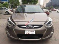 Bán Hyundai Accent Blue 1.4AT đời 2014, màu nâu, nhập khẩu nguyên chiếc số tự động, giá tốt