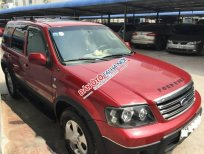 Cần bán lại xe Ford Escape 3.0 năm 2004, màu đỏ chính chủ