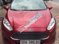 Cần bán Ford Fiesta 1.0AT Ecoboost 2014, màu đỏ, 485tr