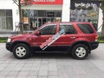Bán Ford Escape XLT đời 2003, màu đỏ chính chủ, giá tốt