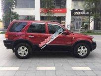 Cần bán xe Ford Escape XLT đời 2003, màu đỏ số tự động