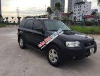 Cần bán lại xe Ford Escape 3.0 năm 2003, màu đen, giá tốt