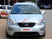 Cần bán Kia Carens SX 2.0AT đời 2011, màu bạc
