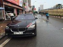 Cần bán xe BMW 7 Series 740LI đời 2009, màu đen, nhập khẩu nguyên chiếc